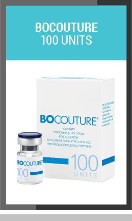 BOCOUTURE 100 units