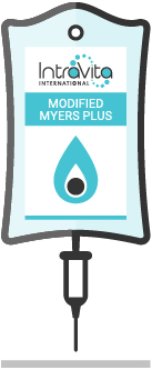 Modified Myers PLUS Formula - 250ml Ready to administer. from IntraVita International